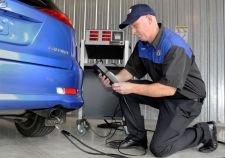 Vehicle Emissions Testing