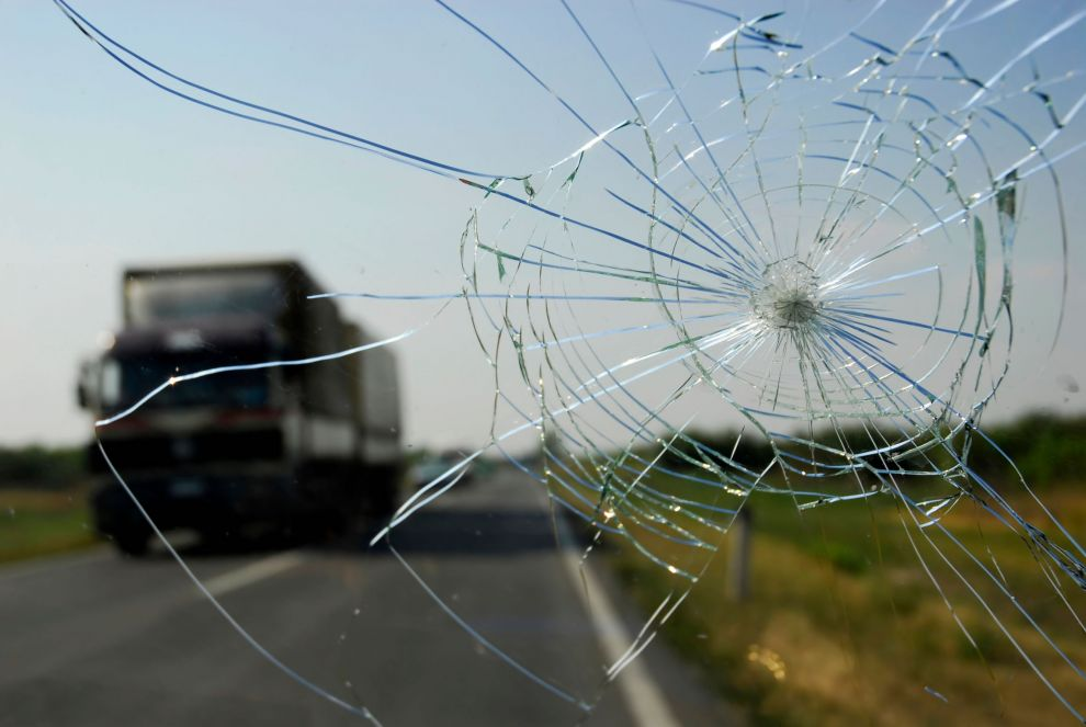 New York cracked windshield laws